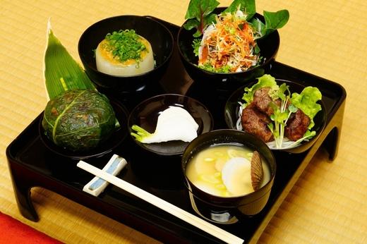 石狩屋旅館の食彩のしおり / 鶴岡の旅 食彩のしおり 二月