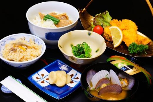 月山荘の食彩のしおり / 鶴岡の旅 食彩のしおり 二月