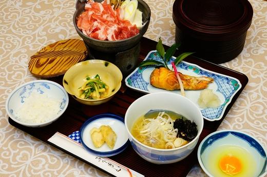 月山荘の食彩のしおり / 鶴岡の旅 食彩のしおり 一月