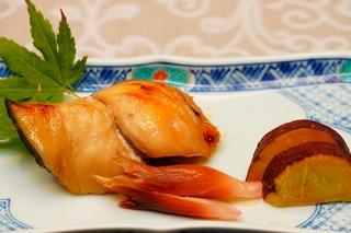 月山荘の食彩のしおり / 鶴岡の旅 食彩のしおり 十月