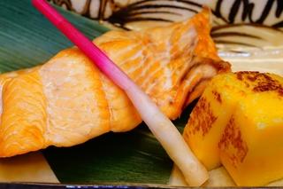 月山荘の食彩のしおり / 鶴岡の旅 食彩のしおり 四月