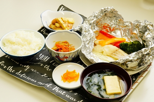 ホテル五番館の食彩のしおり / 鶴岡の旅 食彩のしおり 二月