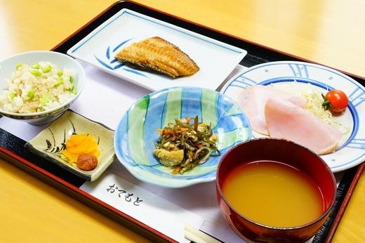 北海屋旅館の食彩のしおり / 鶴岡の旅 食彩のしおり 九月