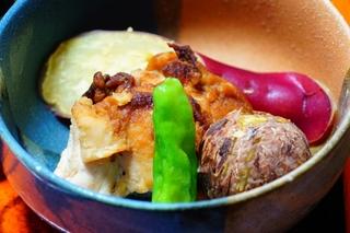 いさみや旅館の食彩のしおり / 鶴岡の旅 食彩のしおり 九月