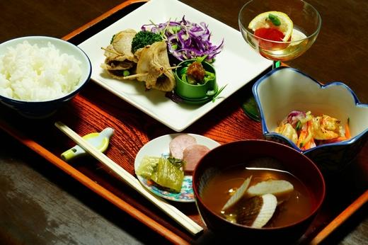 いさみや旅館の食彩のしおり / 鶴岡の旅 食彩のしおり 二月