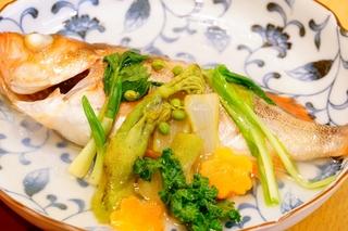 村上屋旅館の食彩のしおり / 鶴岡の旅 食彩のしおり 二月